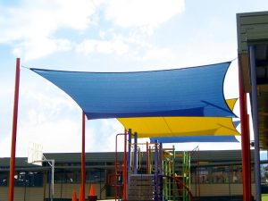 childcare shade sails